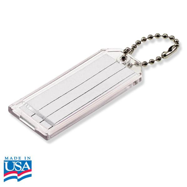 Plastic key tag printing by an industry leader since We support your membership, loyalty or customer rewards programs with custom plastic key tags, key fobs.