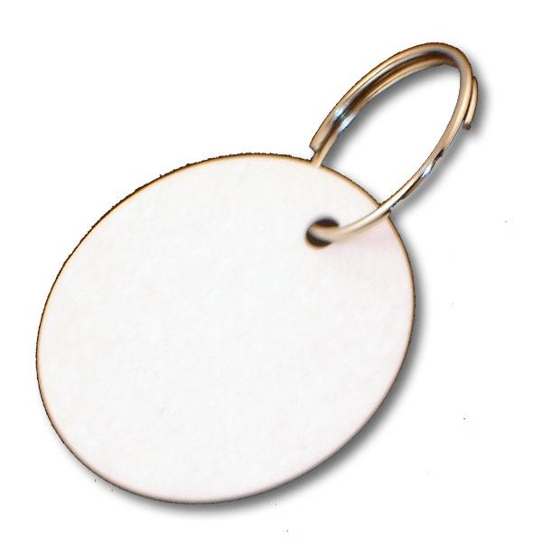 White Key Tag >> Fiber Key Tag 1 25 Inch