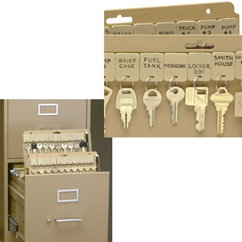 File Cabinet Keys For