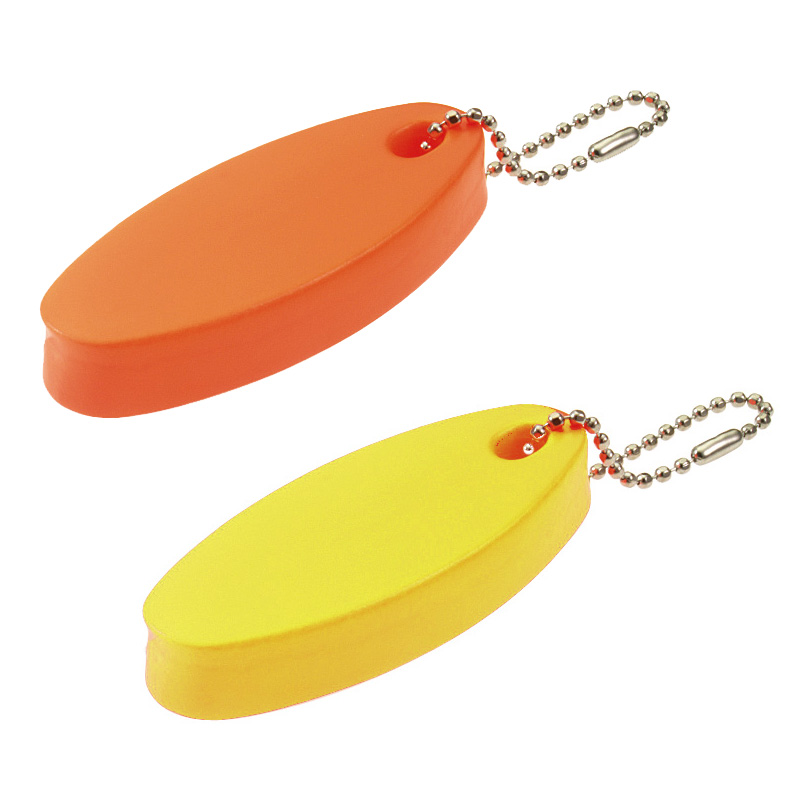 The Deluxe Vinyl Coated Oval Foam Float That Keeps Keys From Sinking You Won T Lose Your Boat If They Fall Overboard Our Item Kr 69012 001
